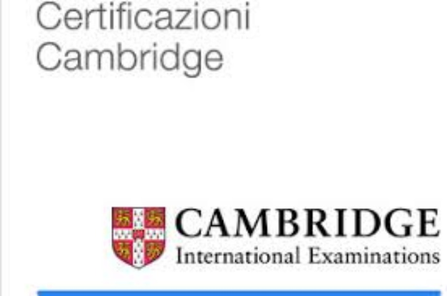 Consegna certificati originali Cambridge a.s. 2...