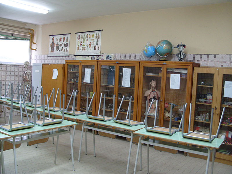lab scientifico